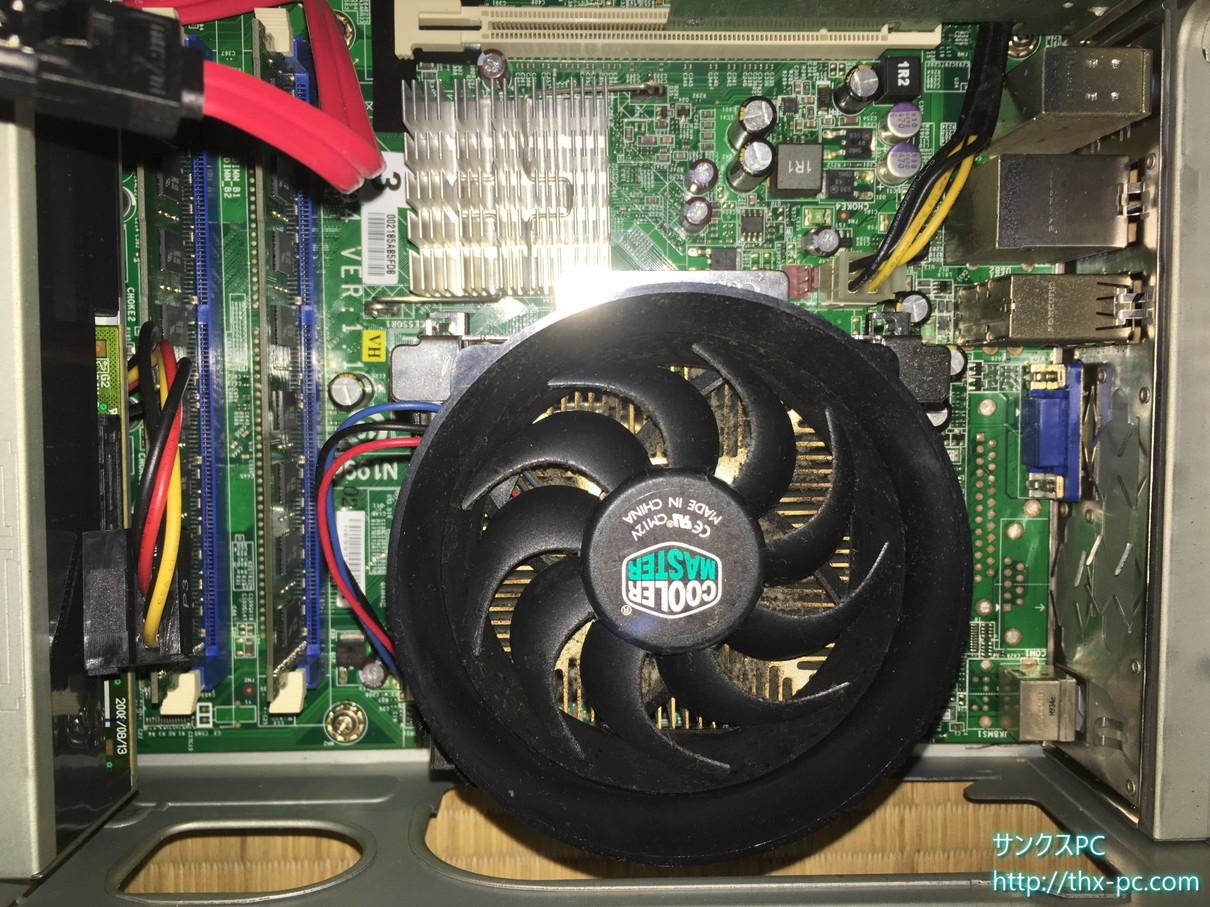 NEC_PCVL350VG CPUファン