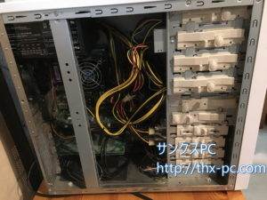 自作PC修理01